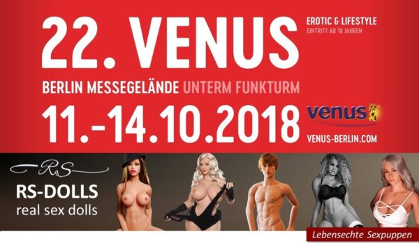 RS-Dolls Venus Berlin 2018