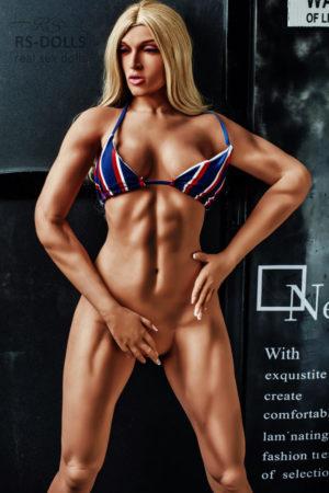 Muskel Sex Doll