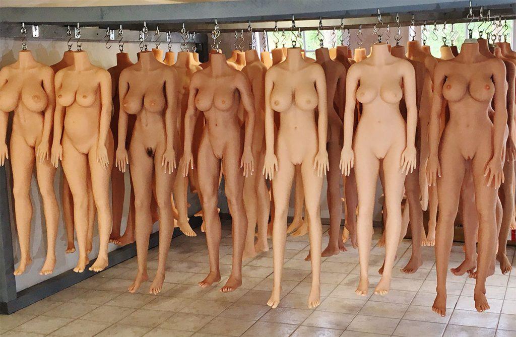 Lagerverkauf sofort lieferbare Sexpuppen