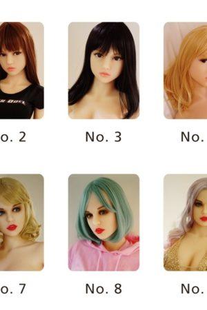 Haare Ganzkörper Piper Doll