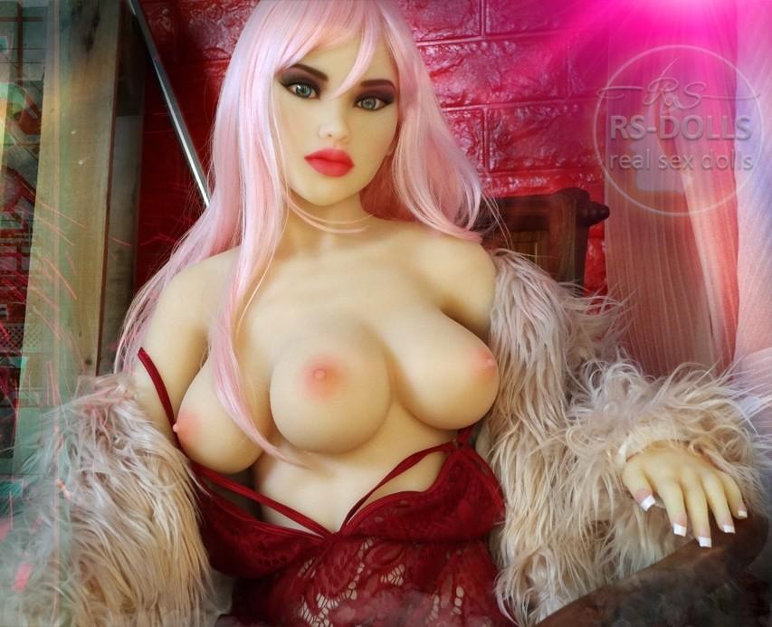 drei Brust Sexpuppe mit 3 Brüsten