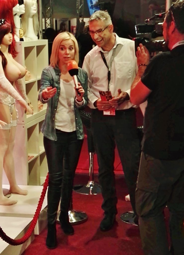 RS DOLLS Sexpuppen ZDF Interview 1 1
