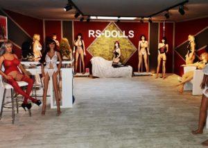 Real Doll Ausstellung RS DOLLS Deutschland klein