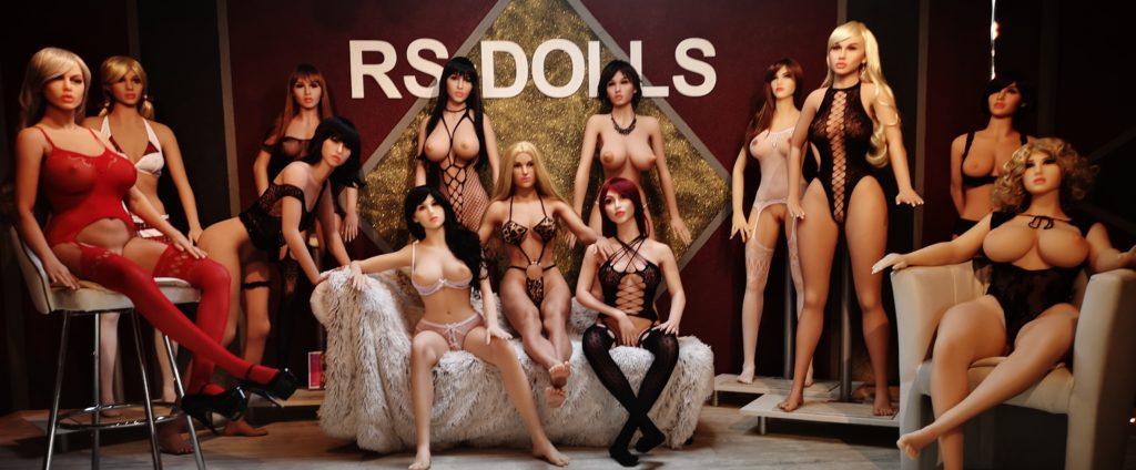 B2B Real Dolls für Sexshops
