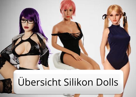 Übersicht Silikon Dolls