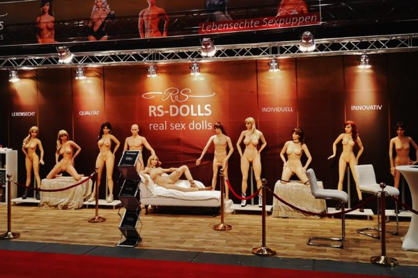 RS-DOLLS Venus Berlin 2019 RSD Real Sex Doll Sexpuppen