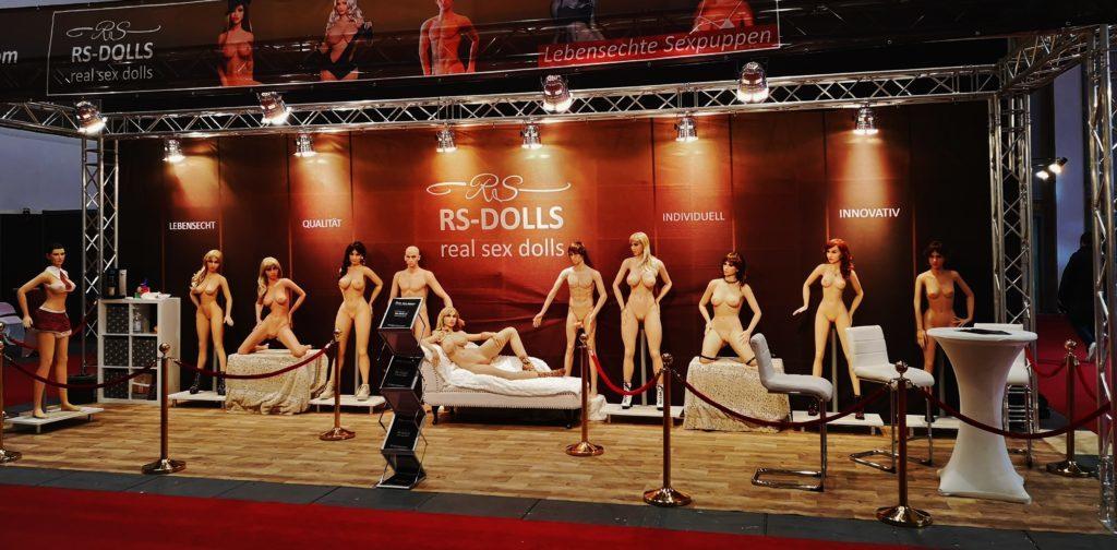 RS DOLLS Venus Berlin 2019 RSD Real Sex Doll Sexpuppen 3