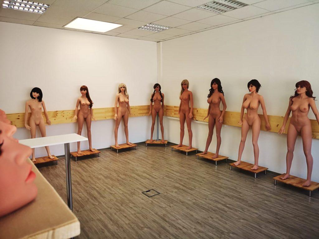 Showroom Beratung Auswahl
